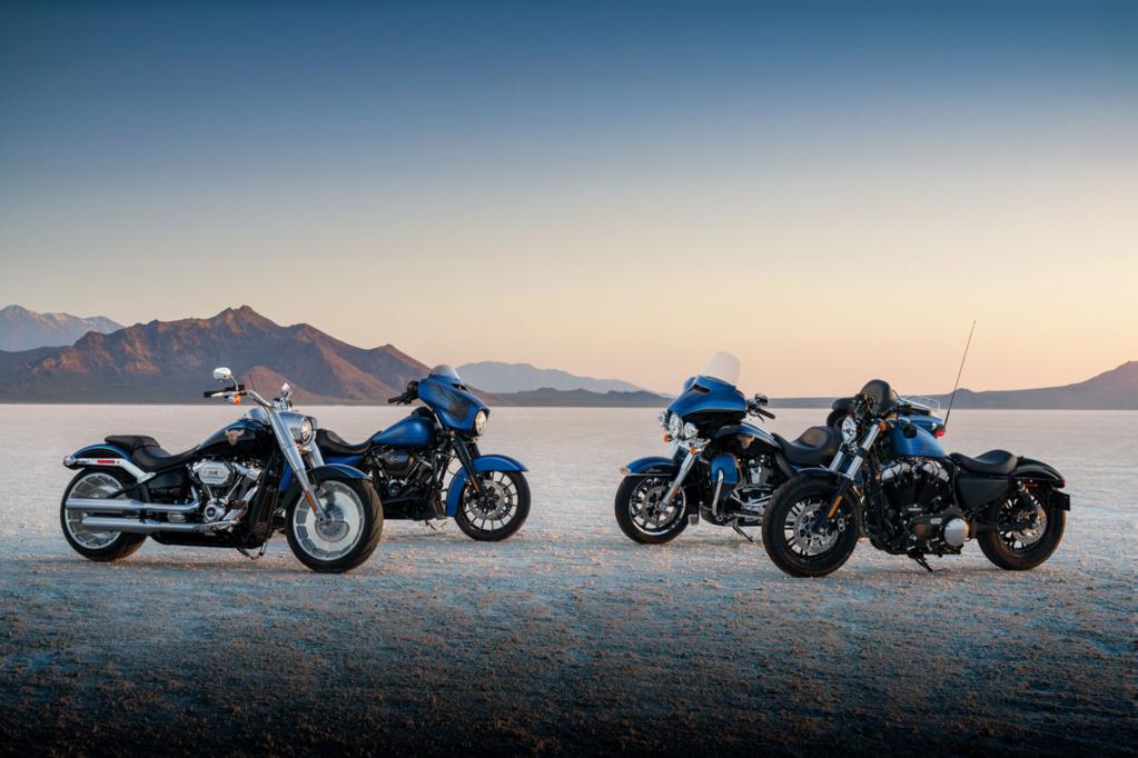 © Photo Harley-Davidson